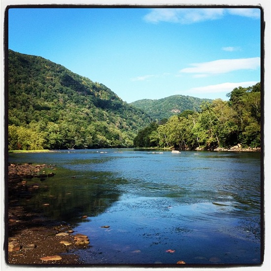West Virginia, New River Gorge #WV