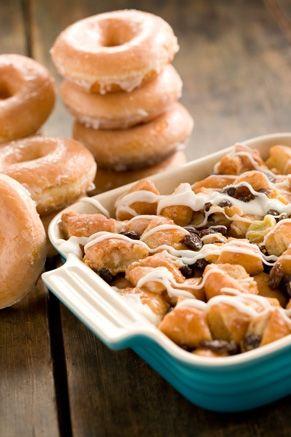 Krispy Kreme Bread Pudding