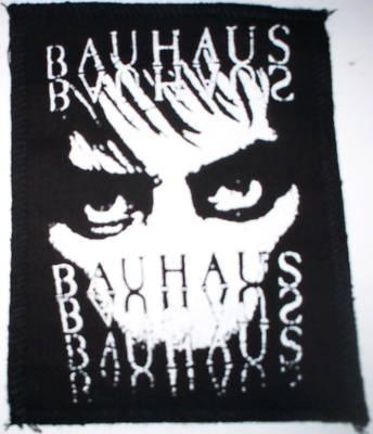 Bauhaus patch