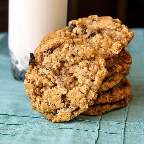 The Best Oatmeal Cookies - I've updated the photo on the recipe for the best oatmeal cookies I've tried. Do not over bake these cookies! If they look a little doughy when they come out of the oven they will probably be perfect.