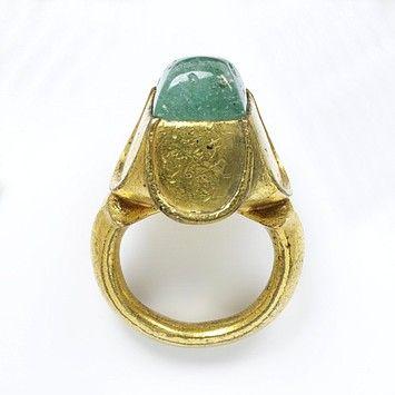 Ring, mid-15th century, Italy.