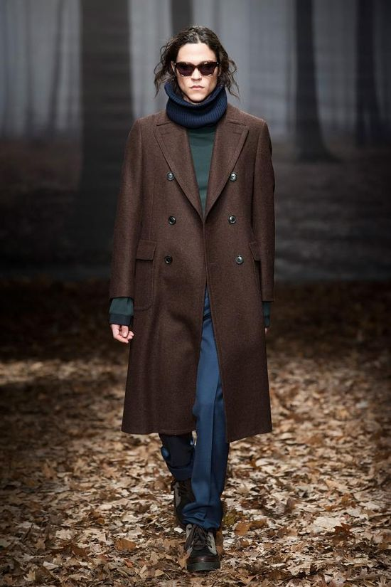 Trussardi Autumn (Fall) / Winter 2013 men's