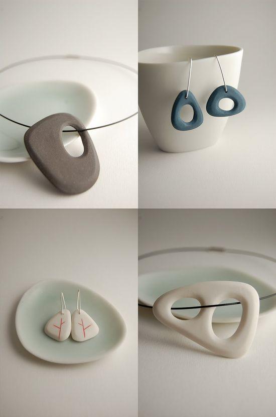 Porcelain Jewelry