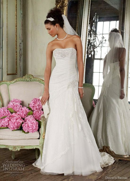 David's Bridal Collection Wedding Dresses