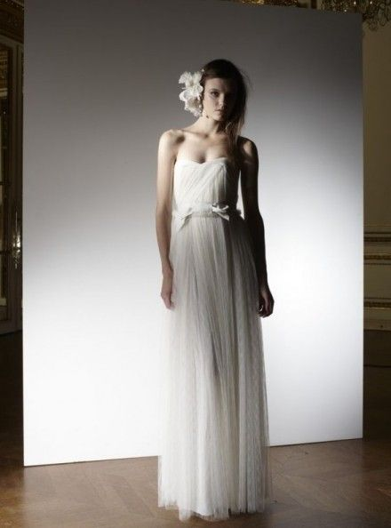 Lanvin Bridal Collection 2013