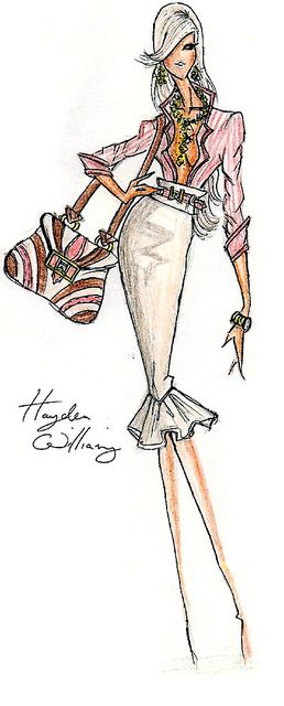 Hayden Williams for Fashion Royalty: Peaches & Cream by Fashion_Luva, via Flickr