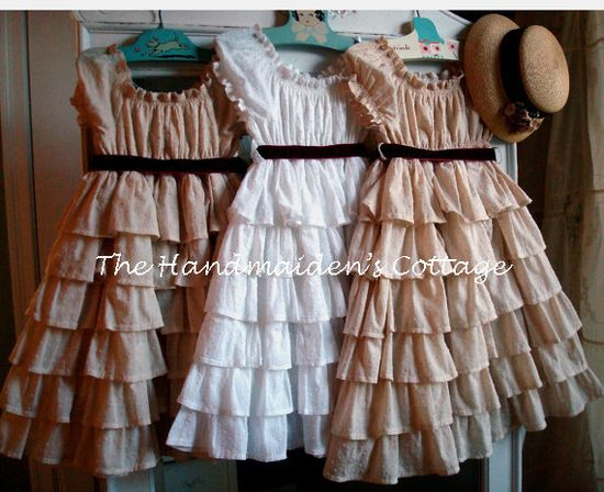 young girl dress patterns