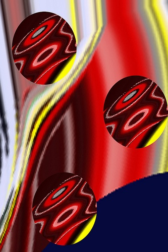Abstract Colors In Graphic Art (1)