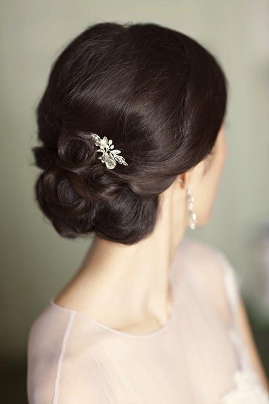 Up-dos via Bridal Musings