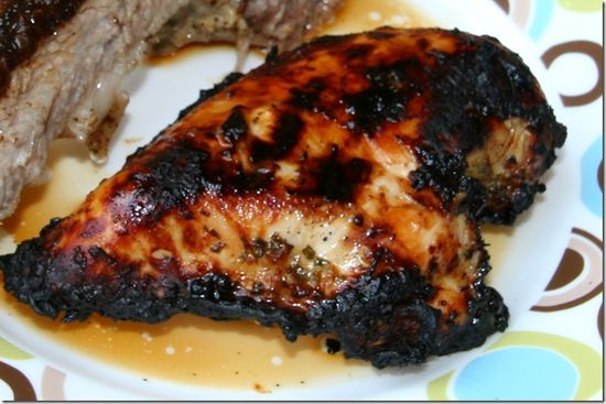 Grilled Thai Chicken