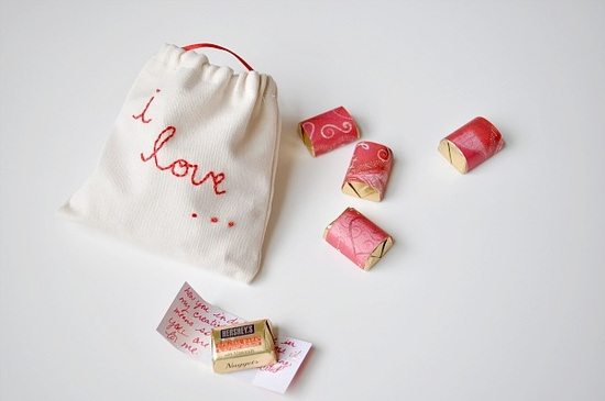 cute idea - Valentine's Day