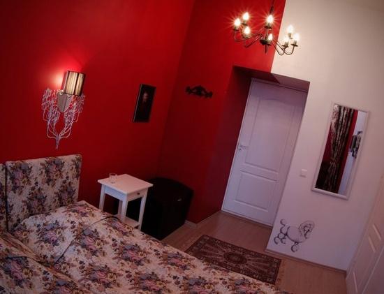OLD MARKET hotel interior design by Dalia Mauricaite
