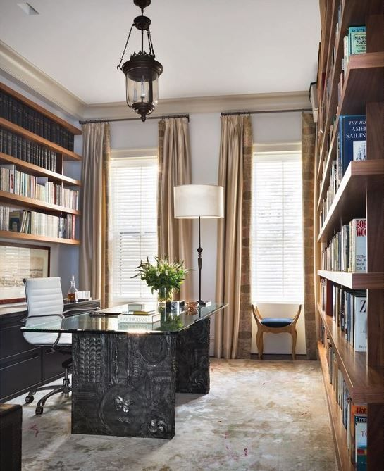 Home office / library / study