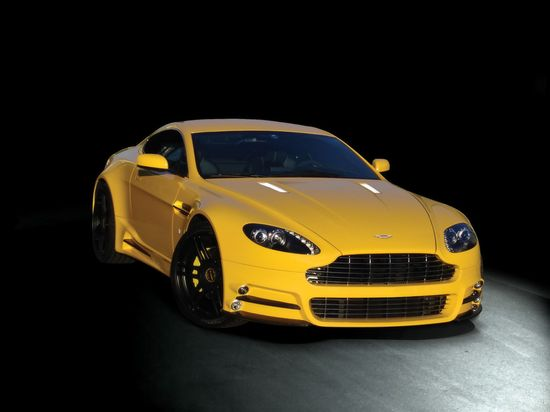 A yellow sports car .... One day I will