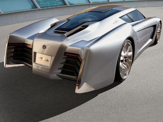 ? Jay Leno's Eco-Jet custom car ?
