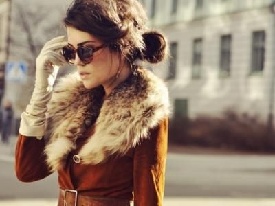 7 Hairstyle Ideas for Winter Cold ...