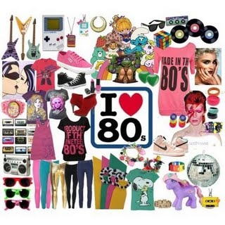 anything from the 80s!
