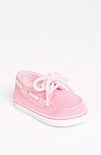 Sperry Top-Sider® 'Bahama' Slip-On (Baby)
