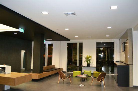 Thompson Adsett Architects Head Office by 1Corp Projects & Prima Luce Lighting, Brisbane – Australia