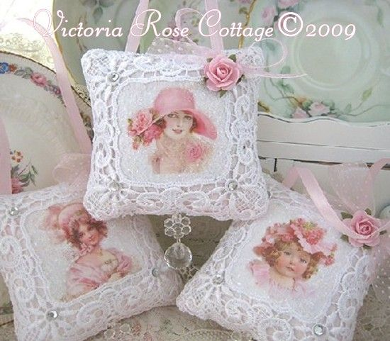 Finest Victorian Roses & Cottage Decor