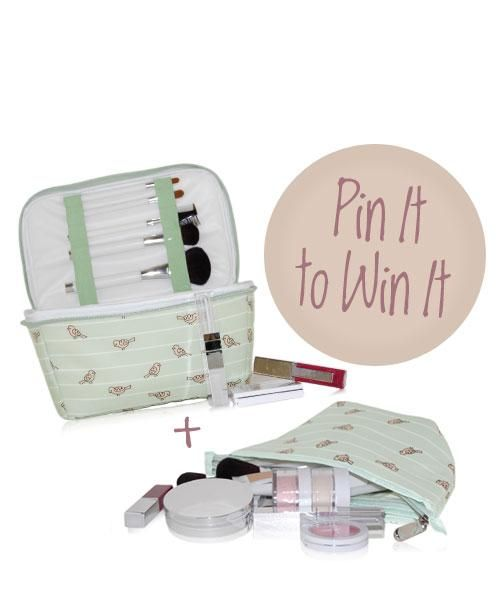 Win an XO(eco) Beauty Pak #giveaway #LaurenConrad . Pin it to win it. #LCGiveaway ?