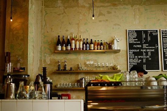 Coutume Café by Paris in Four Months, via Flickr