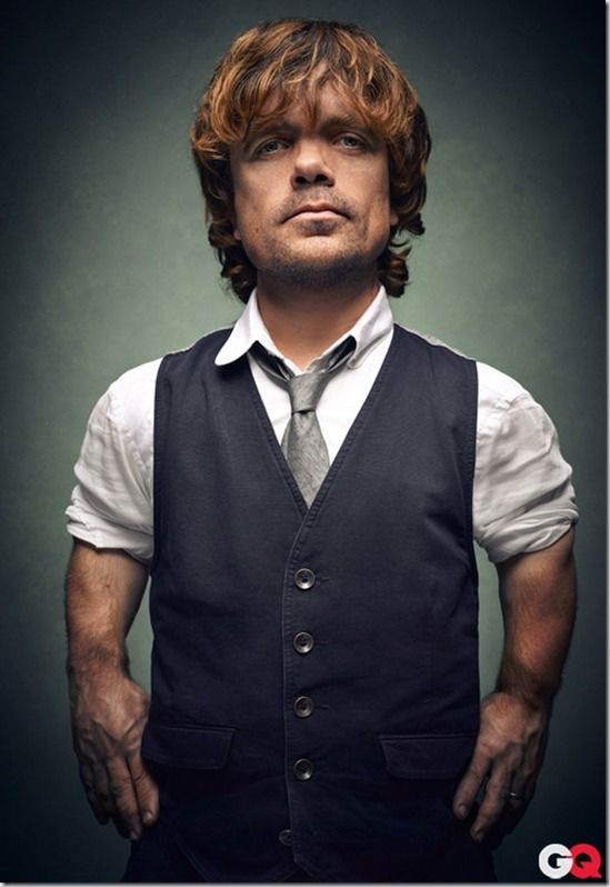 Peter Dinklage is the king of cool
