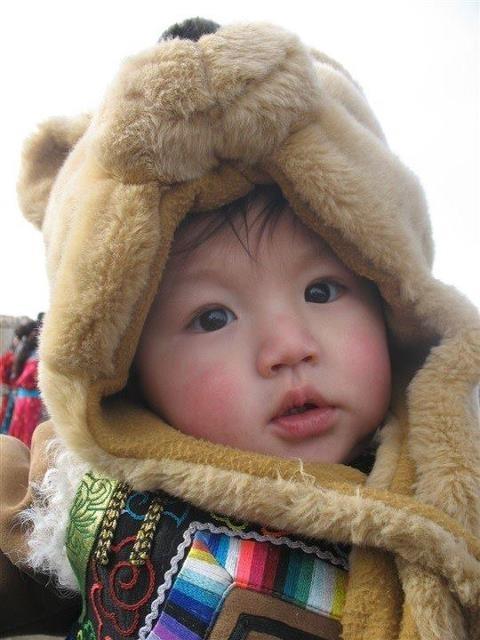 Mongol babe