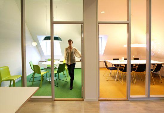 Dynabyte office by pS Arkitektur, Stockholm