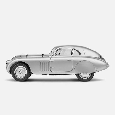BMW 328 Mille Miglia. 1940