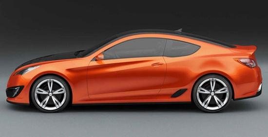 2012 Hyundai Genesis Coupe — Cheapest new sport cars list