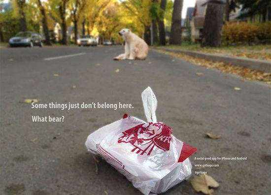 Fight litter with your smart phone!
