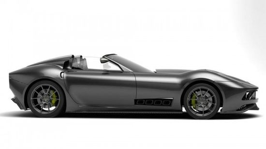 America's Lucra Working On New Sports Car