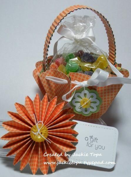 Blossom box basket