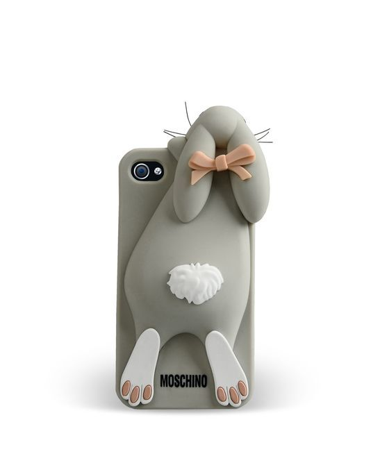 Cute Bunny iPhone 4 Case.