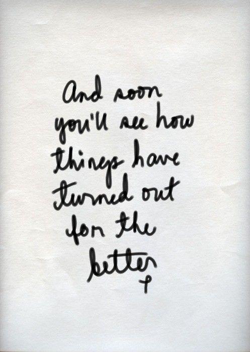 hope so...
