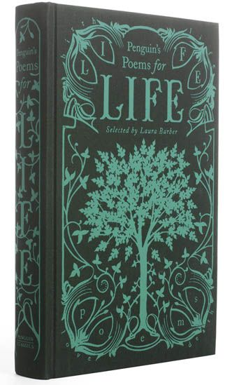 Penguin Poems for Life - Clothbound hardcover penguin classics