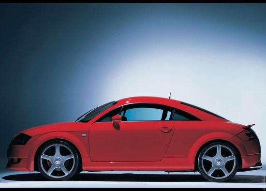 2002 ABT Audi TT Limited II