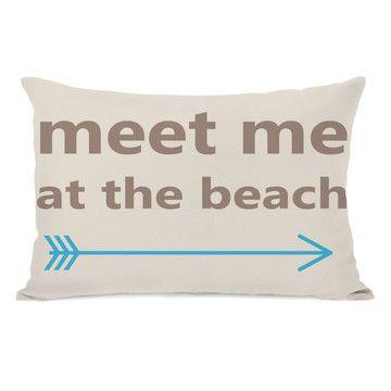 Meet Me At The Beach...
