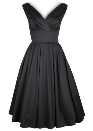 1950s Trudy Party Dress