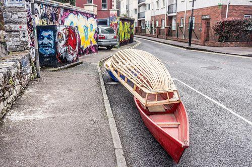 Street Art And Graffiti In Cork