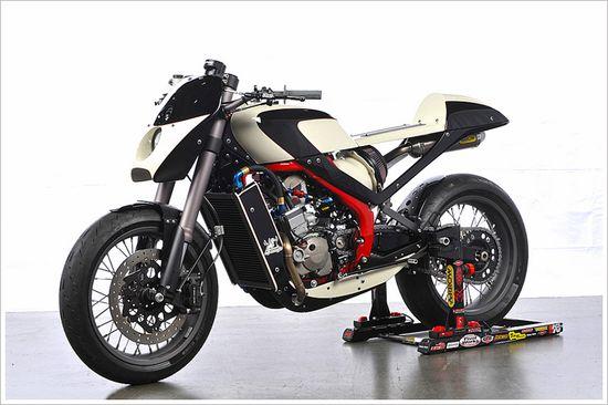 Honda GP250R CaféRacer