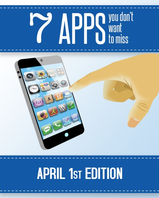 Check out these fantastic new and updated apps!