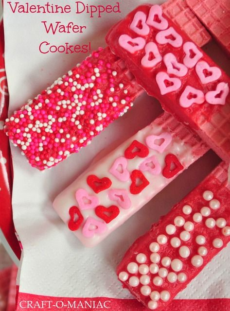 valentine cookies www.craft-o-mania...