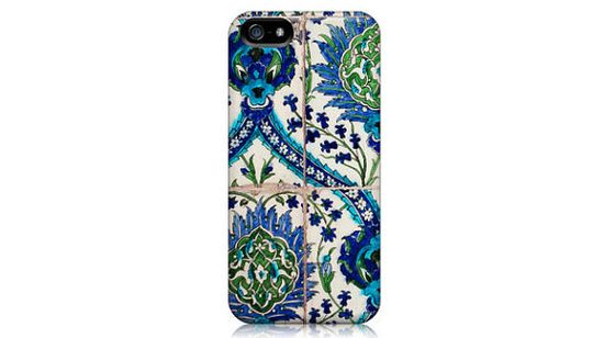 iPhone 5 Case  Moroccan Blue Green Floral by EyePoetryPhotography, $36.00