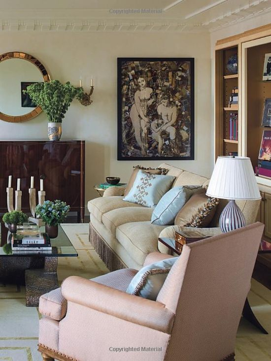 The Detailed Interior: Decorating Up Close with Cullman & Kravis: Elissa Cullman