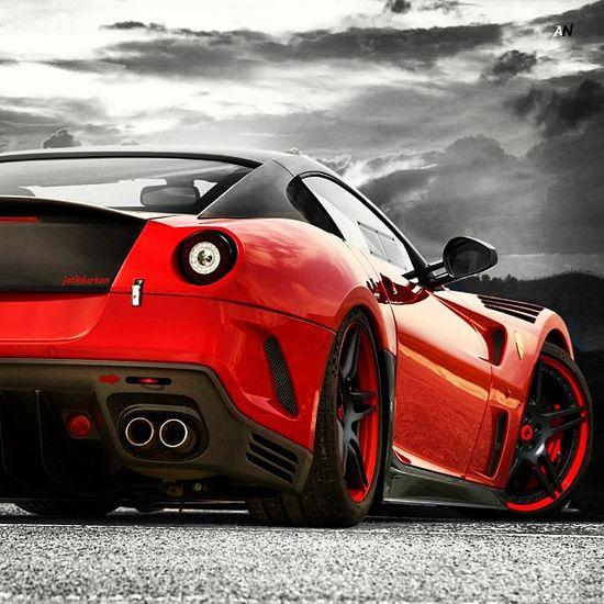 Stunning Ferrari 599 GTO