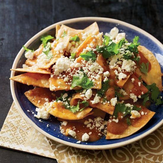 Chips in Salsa // More Stellar Salsa Recipes: www.foodandwine.c... #foodandwine