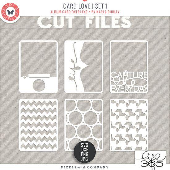 Set 1- Card Love