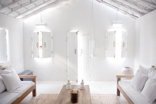 The designer's summer dream house